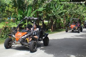 Beach Buggy on Boracay Island